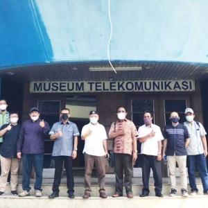 Kunjungan ke Museum Telekomunikasi